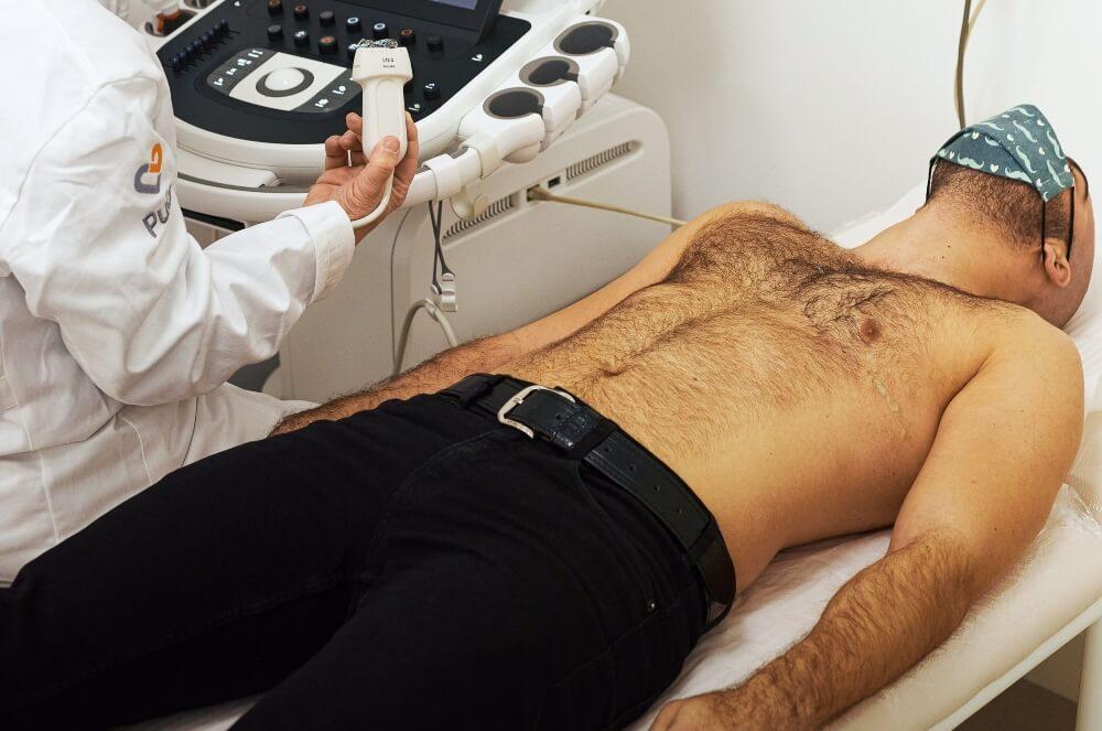 Priprema pacijenta za pregled srca