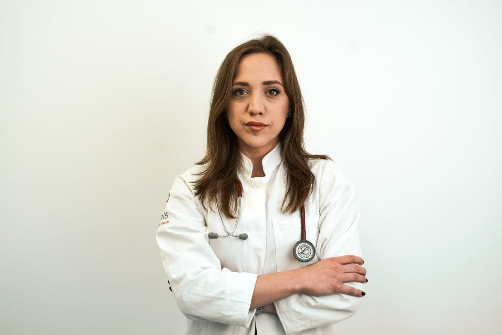 Dr Danica Pecanac