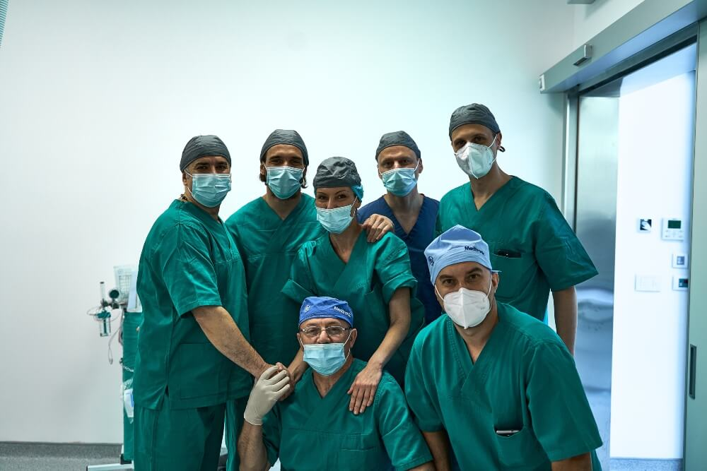 Tim doktora kardiološkog centra Puls