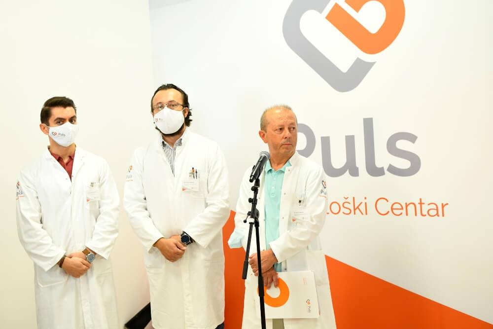 Doktori Puls Kardiološkog centra